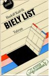 Biely list