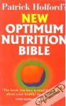 New Optimum Nutrition Bible