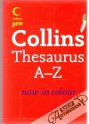 Collins Thesaurus A-Z - now in colour