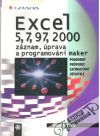 Excel 5, 7. 97, 2000