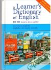 A Learner's Dictionary of English